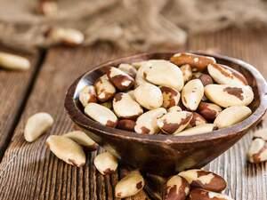 Η διατροφική αξία των Brazilian nuts