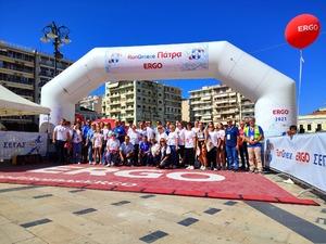 Η Πάτρα 'έτρεξε' για χάρη του 'Run Greece 2021' κάτω από... περιορισμούς (φωτο)