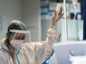 Πάτρα: Μείωση καταγράφουν οι νοσηλείες με κορωνοϊό