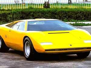 H Lamborghini Countach LP 500 επιστρέφει