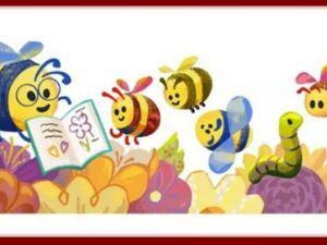 Google: Τιμά με doodle την Παγκόσμια Ημέρα Εκπαιδευτικών