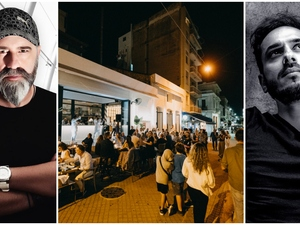 Την επόμενη Παρασκευή στη Ρήγα Φεραίου... έχει θέμα - 'Ethnic Soul Project' και η διασκέδαση αλλάζει επίπεδο!