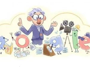 Yoram Gross: H Google τιμά με doodle τον σπουδαίο δημιουργό κινουμένων σχεδίων