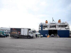 Πάτρα: Επεισόδιο στο λιμάνι με ξυλοδαρμό ενός οδηγού φορτηγού