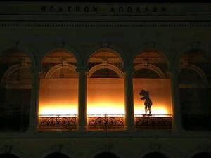 Ο Καραγκιόζης στο 'Όχι' της 28ης Οκτωβρίου και στην απελευθέρωση της Πάτρας από τους Γερμανούς! (φωτό)