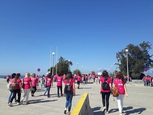 Πάτρα: Kορυφώνονται οι εκδηλώσεις για το Pink the City 2021! (video)