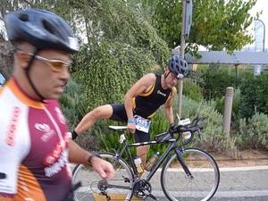 Πατρινοί και Αιγιώτες στον αγώνα τριάθλου «Ironman Greece Costa Navarino» (pics)