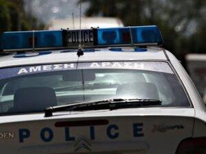 Πάτρα: Τροχαίο ατύχημα στην Έλληνος Στρατιώτου