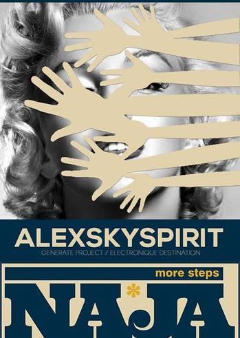 AlexSkySpirit @ More Steps