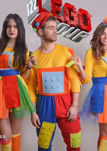 Group 122: Lego