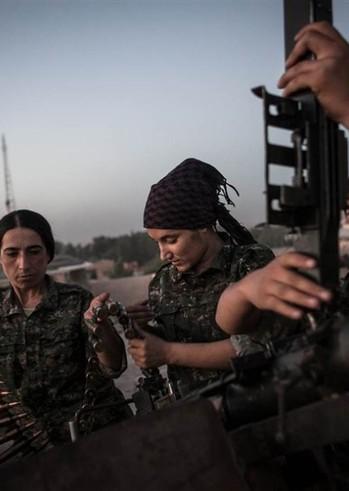 Εκδήλωση αλληλεγγύης στους Κούρδους της Συρίας στο Μέγαρο Λόγου και Τέχνης