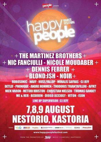 Happy People festival
