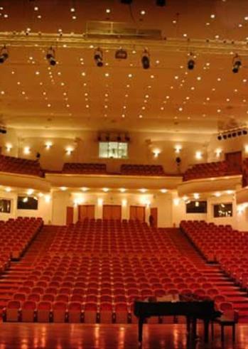 Χριστουγεννιάτικη συναυλία στο Συνεδριακό & Πολιτιστικό Κέντρο του Πανεπιστημίου