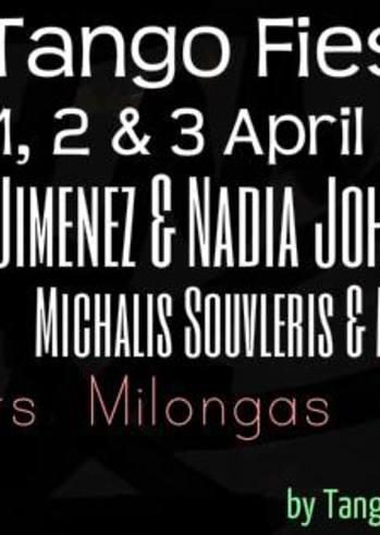 12th Tango Fiesta Patras στο Συμπόσιο