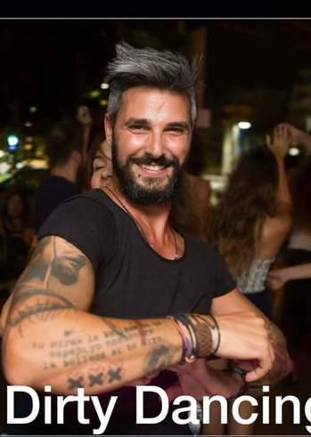 Salsa & Bachata workshop with Stathis Bogdanos (Dr Bo) στο Dirty Dancing