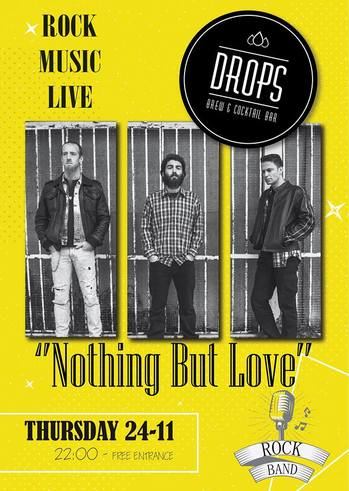 """""""Nothing But Love"""" Live at Drops"""