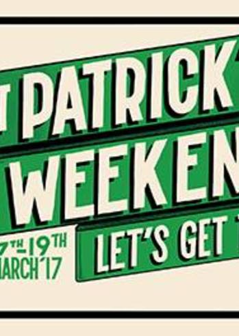 St Patrick's Day at La Bodegueta