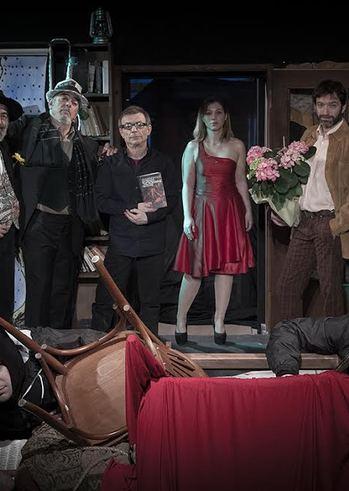 """""""Δι' ευχών των Αγρίων Πατέρων Ημών"""" στο Θέατρο Λύχνος"""