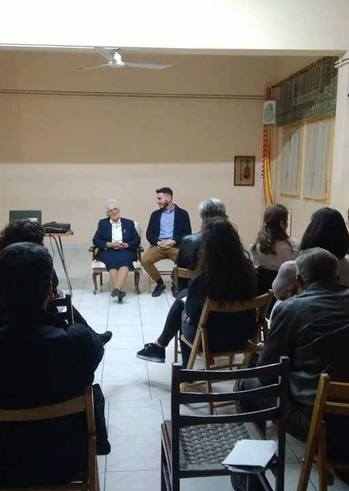 Λαογραφική Συνάντηση Μαΐου στο Λύκειο Ελληνίδων Πατρών