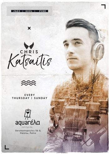 Xristos Katsaitis στο Aquarella