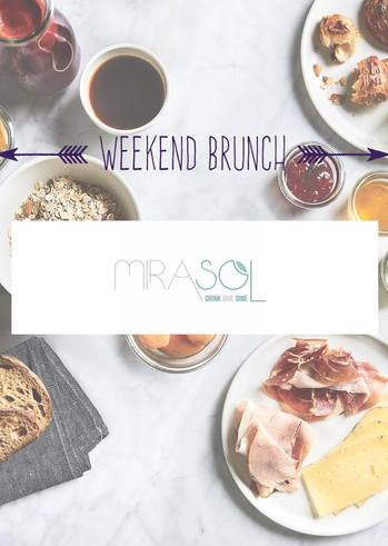 Weekend Brunch at Mirasol