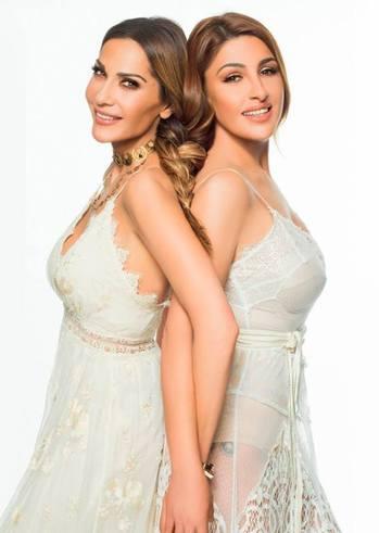 Δέσποινα Βανδή & Έλενα Παπαρίζου live στο Gatsby