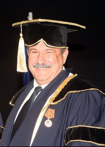 Ο καθηγητής Γιώργος Πασχαλίδης στο ξενοδοχείο Αστήρ