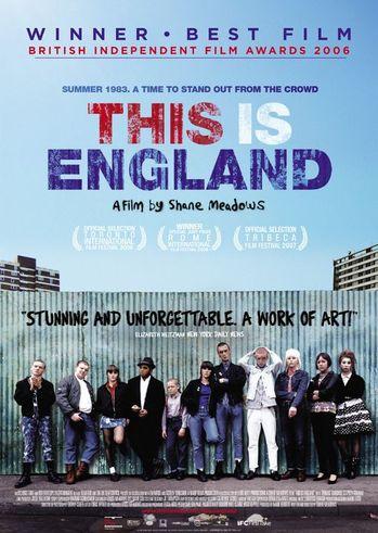 Προβολή ''This is England'' στις Σκάλες Αγίου Νικολάου