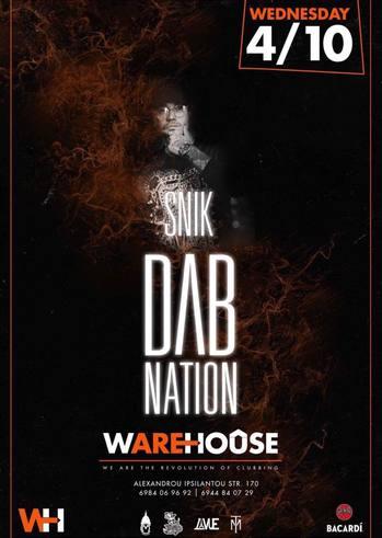 SNIK at WareHouse