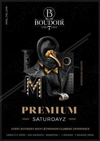 Premium Saturdayz at Boudoir