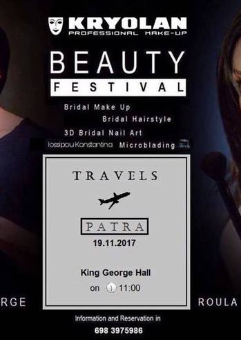 Beauty Festival at King George Hall