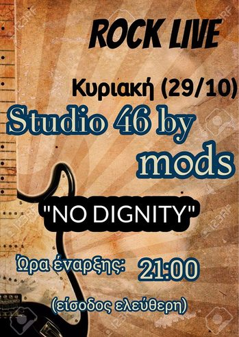 Rock Live at Studio 46 by Mods