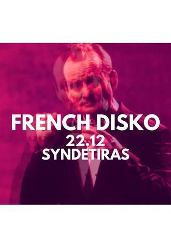 """French Disko στο """"Συνδετήρα"""""""