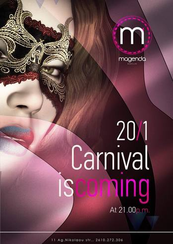 Carnival is Coming at Magenda