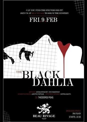 The Black Dahlia at Beau Rivage