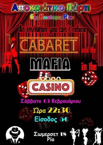 Carnival Party at Casino-Mafia Rio