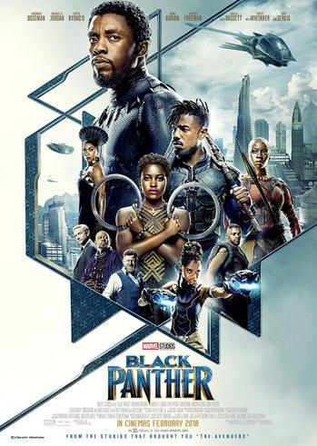 """Προβολή Ταινίας """"Black Panther"""" στην Odeon Entertainment"""
