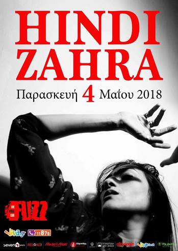 Hindi Zahra at Fuzz Club
