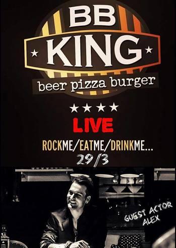 """Live"" Mood On Thursday at Bb King"