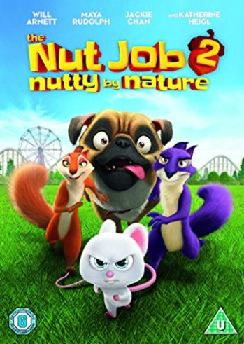 "Προβολή Ταινίας ""The Nut Job 2: Nutty by Nature"" στην Odeon Entertainment"