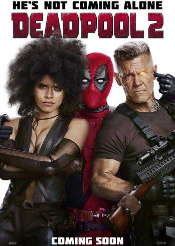 """Προβολή Ταινίας """"Deadpool 2"""" στην Odeon Entertainment"""