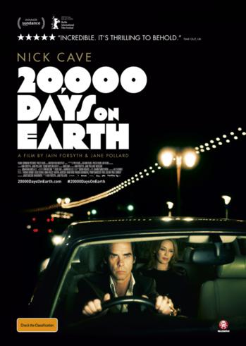 20000 Days On Earth στις Σκάλες της Αγίου Νικολάου