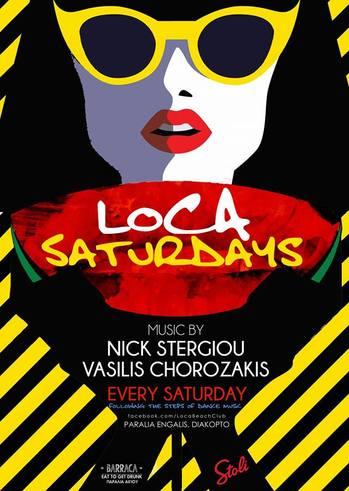 Saturdays at Loca