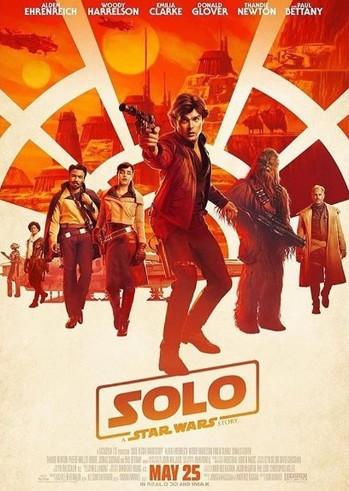 """Προβολή Ταινίας """"Solo: A Star Wars Story"""" στην Odeon Entertainment"""
