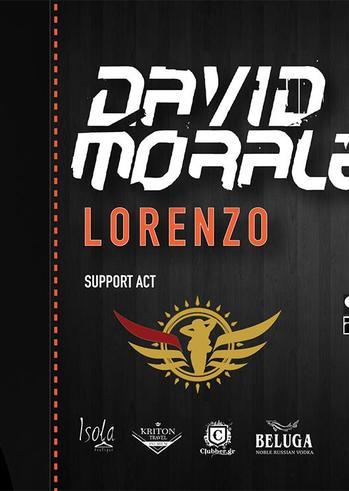 David Morales at Barrage Club