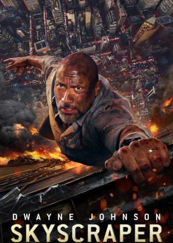 """Προβολή Ταινίας """"Skyscraper"""" στην Odeon Entertainment"""