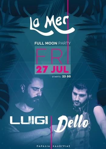Luigi & Dello at La Mer