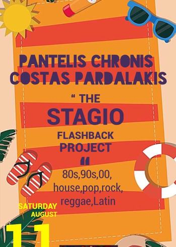 """The Stagio flashback project"" at La Mer"