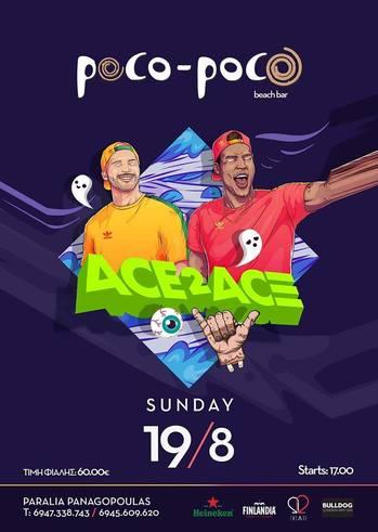 Ace2Ace at Poco Poco