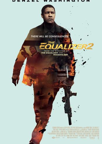 """Προβολή Ταινίας """"The Equalizer 2"""" στην Odeon Entertainment"""